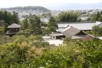 Vistas del Ginkaku-ji